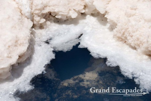 The Salar de Uyuni, the biggest Salt Lake in the world, as big as half of Switzerland! Southwest Bolivia, South America