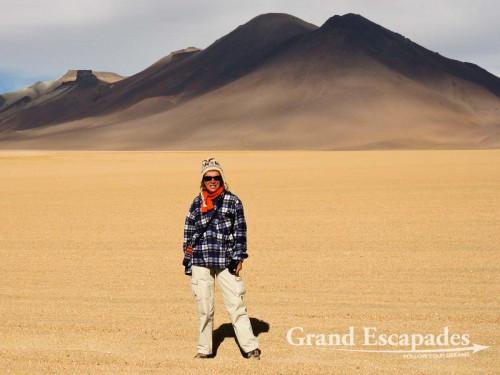 Laguna Blanca, Southwest Bolivia, South America
