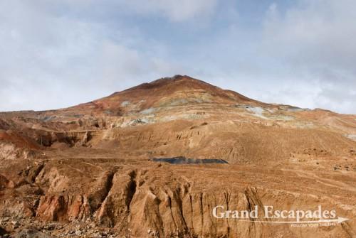 "The Cerro Rico, ""The mountain that eats men alive"", Potosi, Bolivia, South America"