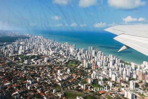 View of Recife's skyline