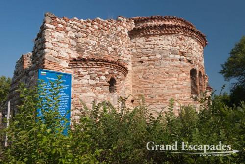 Saint Nicolas Church, Melnik, wine growing area, south of Bulgaria, Europe