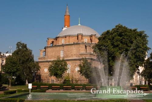 Banya Bashi Mosque, Sofia, Bulgaria, Europe