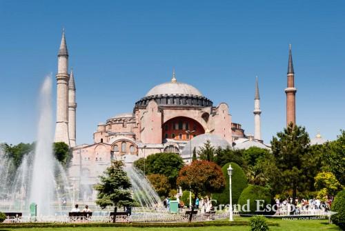 Aya Sofya, Istnabul, Turkey