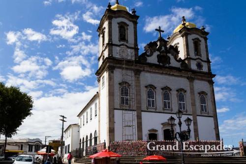 Igreja do Bonfim, Salvador de Bahia, Brazil