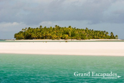 """Lagoon Cruise"", Aitutaki Atoll, Cook Islands"