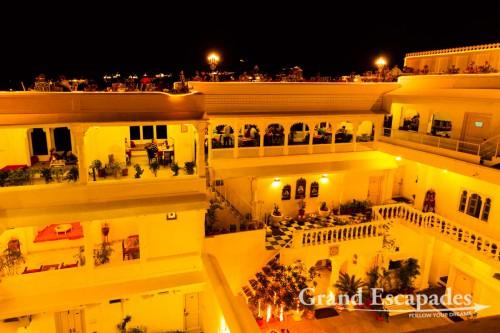 Jagat Niwas Palace Hotel, Udaipur, Rajasthan