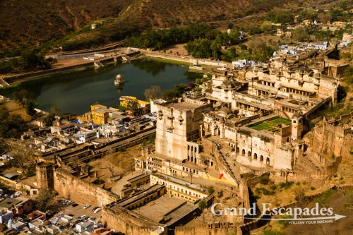 Taragarh Fort, Bundi, Rajasthan, India