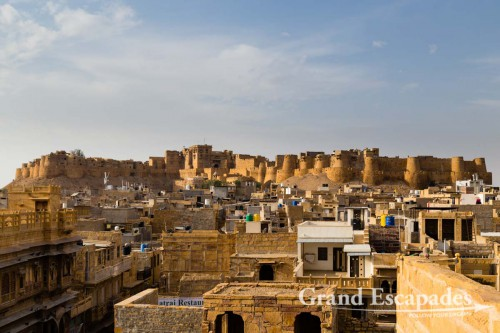 Fortress of Jaisalmer, Rajasthan, India