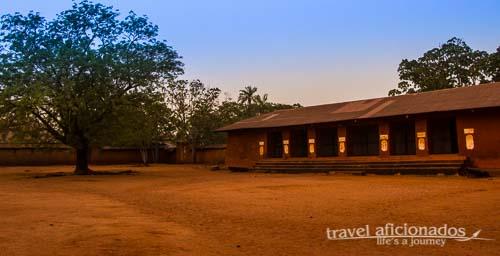 Abomey palace