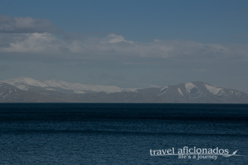 Lake Sevan - bare and windswept