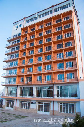 Hotel in Shushi