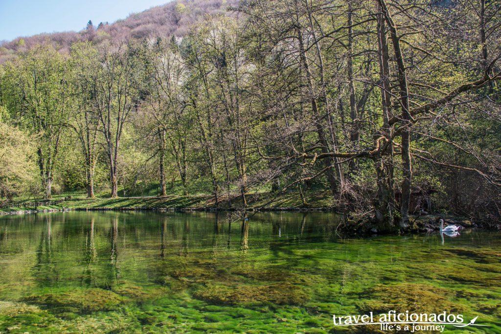 Idlidza- Vrelo Bosne